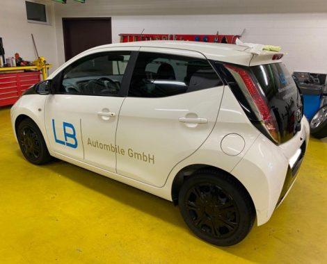Ersatzfahrzeuge LB Automobile